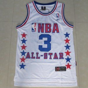 Allen Iverson All star Jerseys